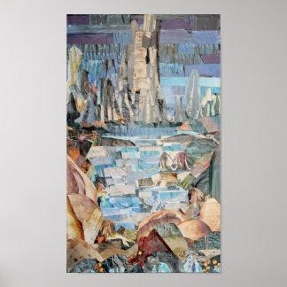 Mermaid City Poster