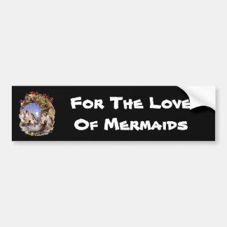 Mermaid Cove Bumper Stickers