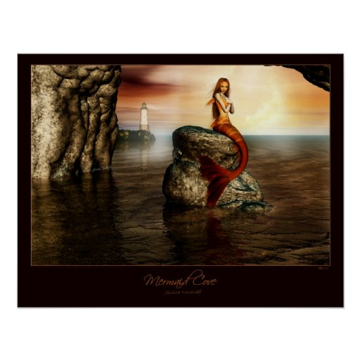 Mermaid Cove Poster