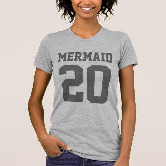 Mermaid (Customizable Number) T-Shirt