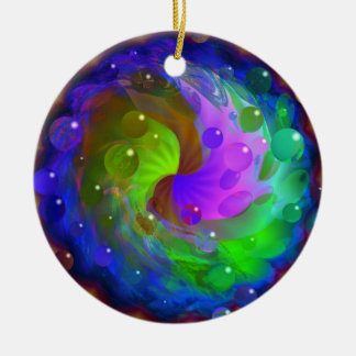 Mermaid Dreams Christmas Ornament