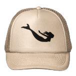 Mermaid fantasy cap
