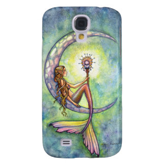 Mermaid Fantasy Fairy Art by Molly Harrison Galaxy S4 Case