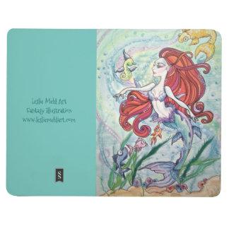 Mermaid Fantasy Pocket Journal