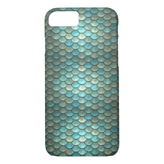 Mermaid Fish Scales iphone Case