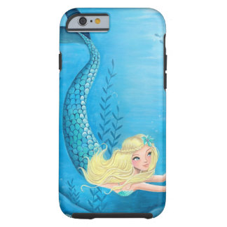 Mermaid Girl - Iphone 6 case