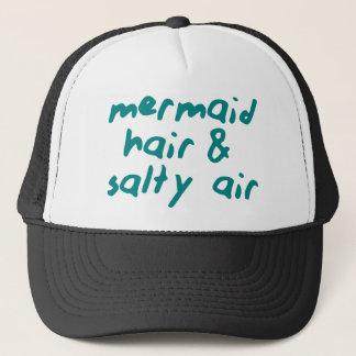 Mermaid Hair Salty Air Trucker Hat