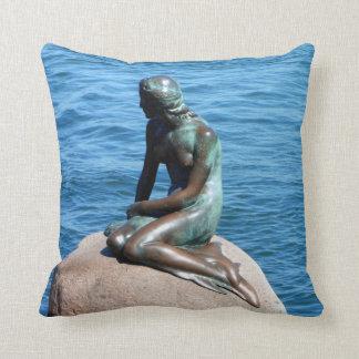 Mermaid in Denmark Cushion