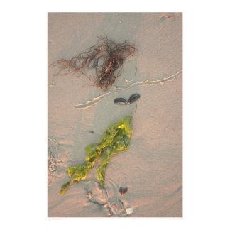 Mermaid in the Sand 14 Cm X 21.5 Cm Flyer
