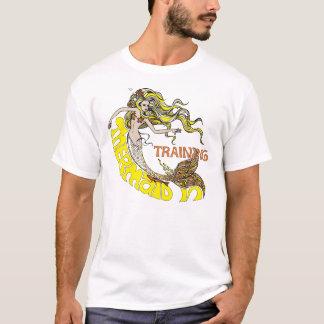 Mermaid in Training (blonde) T-Shirt
