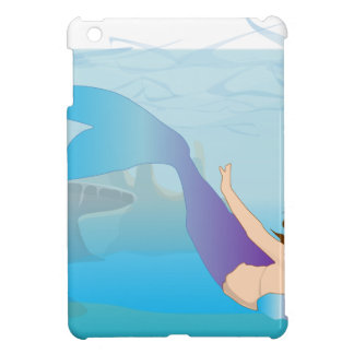 Mermaid iPad Mini Covers