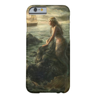 mermaid  iphone6 case barely there iPhone 6 case