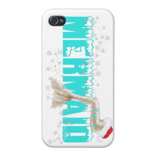 mermaid iphone 4/4S case by jrzgirlz