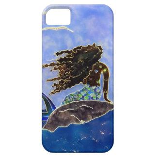 Mermaid iPhone case (SE, 5/s)