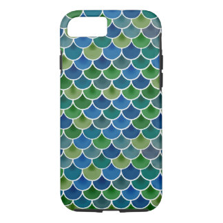 Mermaid iPhone X/8/7 Tough Case