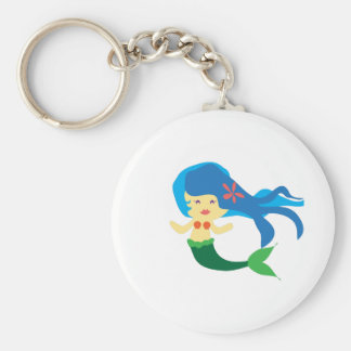 Mermaid Keychains