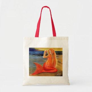 Mermaid Key Sunset Bag