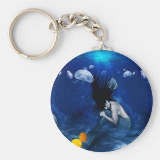 Mermaid keychains