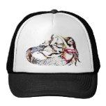 Mermaid Laurel - Mermaid School -  CricketDiane Hats