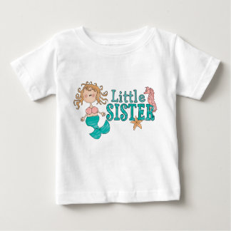 Mermaid Little Sister T-shirts