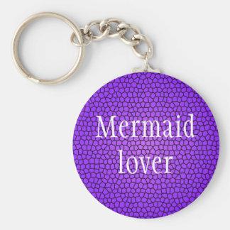 Mermaid Lover Key Chain