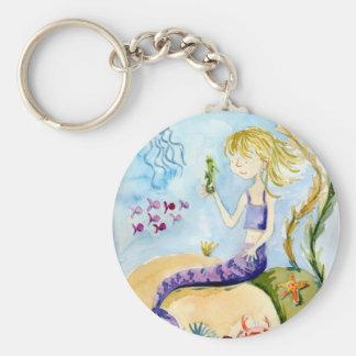 Mermaid Magic keychain