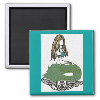 Mermaid Magnet