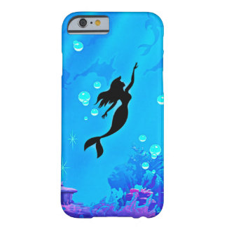 Mermaid mermaid barely there iPhone 6 case