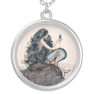 Mermaid Mermaids Fantasy Myth Necklace