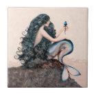 Mermaid Mermaids Fantasy Myth Tile