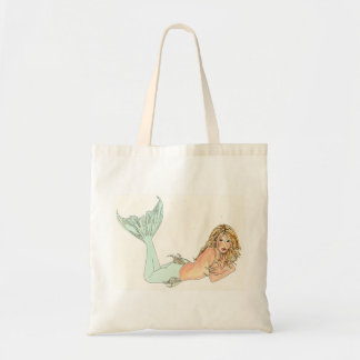 Mermaid Merrick Budget Tote