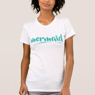 Mermaid Mom And Daughter (Mom) T-Shirt