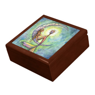 Mermaid Moon Trinket Box Gift Box