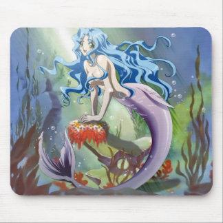 Mermaid Mouse Mat
