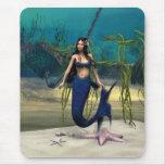 Mermaid Mousepads