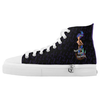 mermaid_msaquapurple_hightopsblkpurple high tops