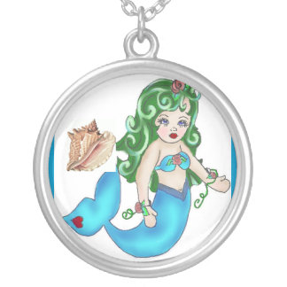 MERMAID NECKLACE GIRLS