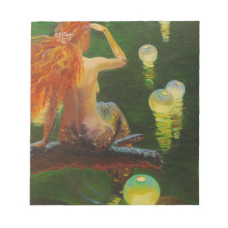 Mermaid Notepad