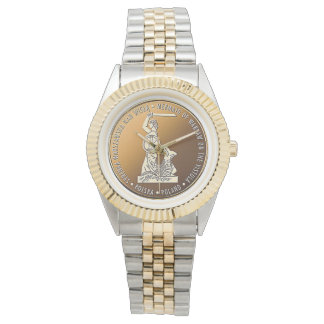 Mermaid of Warsaw in Gold - Watch