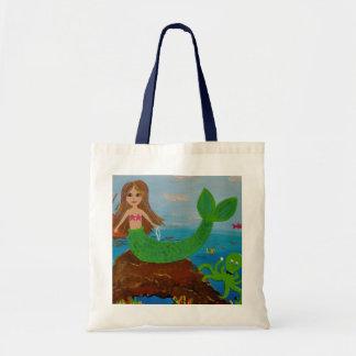 Mermaid Offerings Tote Bag