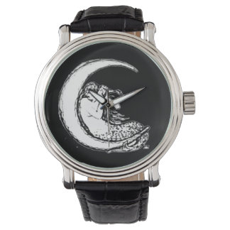 Mermaid on the Moon Large Classic Watches