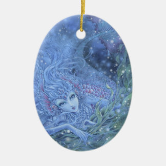 Mermaid Ornament - La Mer