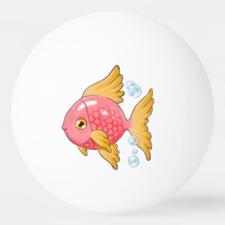 Mermaid Ping Pong Ball
