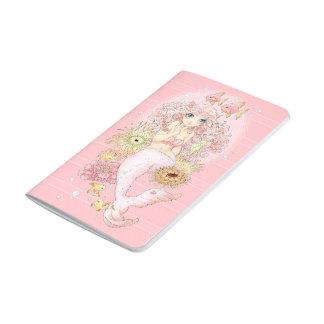 Mermaid (pink) journal