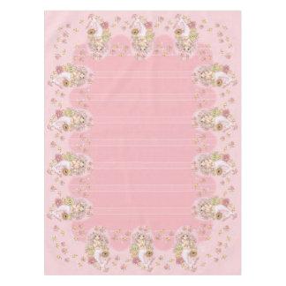 Mermaid (pink) tablecloth