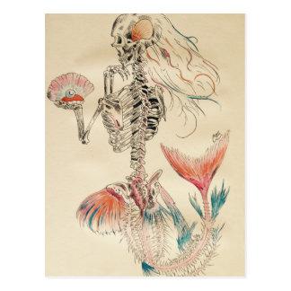 Mermaid Postcard