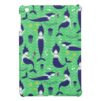 Mermaid Princess Ipad mini cover