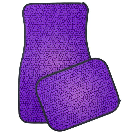 Mermaid Print Design Car Mats Floor Mat