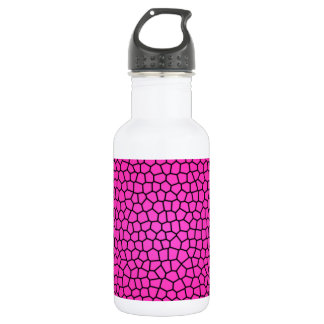 Mermaid Print Water Bottle