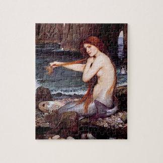Mermaid - Puzzle